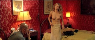 Noelle Evans nude topless and Irina Gasanova not nude hot cleavage - 15 Minutes (2001) hd1080p BluRay