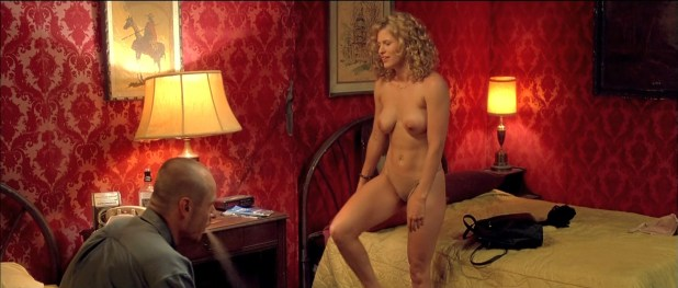 Noelle Evans nude topless and Irina Gasanova not nude hot cleavage - 15 Minutes (2001) hd1080p BluRay (2)