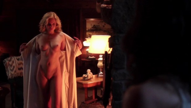 Angel McCord nude full frontal Heather Roop nude lesbian and Cora Benesh nude sex - The Sacred (2012) hd720p WebDL (4)