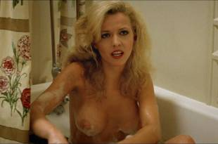 Angelique Pettyjohn nude topless and sex and Loren Crabtree nude in the bath - Biohazard (1984) hd1080p (5)