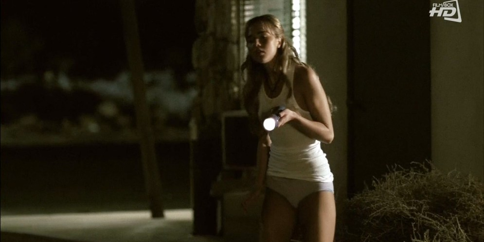 Arielle Kebbel hot undies and pokies - Reeker (2005) hdtv1080p (4)