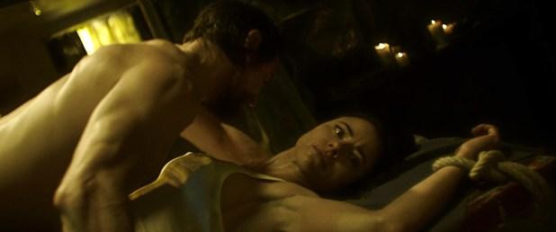 Francesca Agostini nude butt and Alessia Navarro sex lesbian bound - Hope Lost (2015) hd1080p BluRay 9