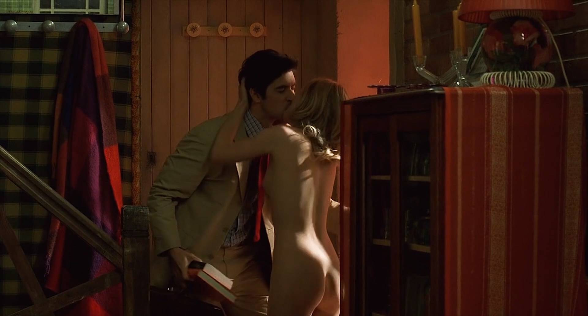 Isabelle Carré nude full frontal and skinny dipping - Les Sentiments (2003) hd1080p BluRay (7)