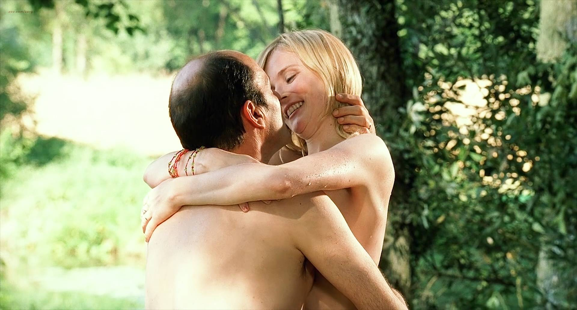 Isabelle Carré nude full frontal and skinny dipping - Les Sentiments (2003) hd1080p BluRay (4)
