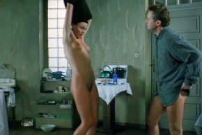 Iwona Petry nude topless lot of sex - Szamanka (PL-1996) (9)