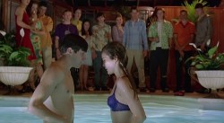 Keri Russell hot sexy and wet - Mad About Mambo (2000) (2)