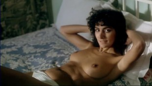 Kirstie Alley nude sex Lana Clarkson nude Marina Sirtis nude topless others nude too - Blind Date (1984)