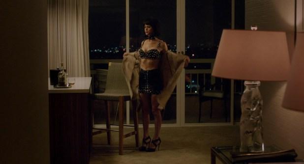 Lyndsy Fonseca hot and sexy - The Escort (2015) hd1080p Web-D (6)