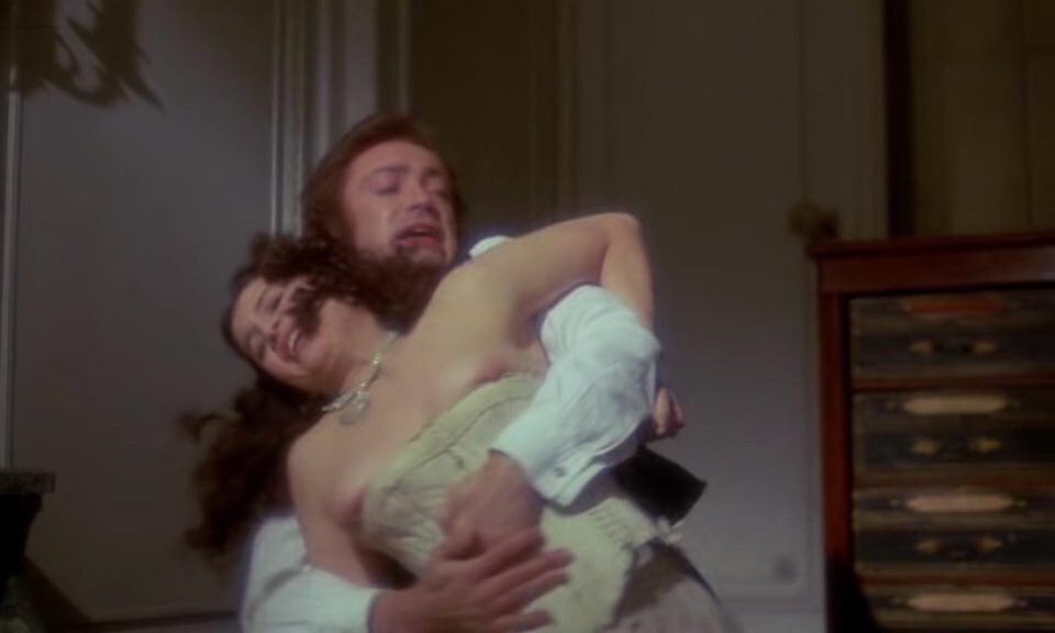 Marina Pierro nude butt bush and topless and Magali Noaro nude - The Strange Case of Dr. Jekyll and Miss Osbourne (FR-1981) (5)