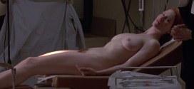 Victoria Bastel nude and bound and Frankie Thorn nude bush - Bad Lieutenant (1992) (2)