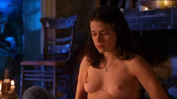 Angelina Jolie nude Hedy Burress and Jenny Shimizu nude too - Foxfire (1996) HD 1080p Web (7)