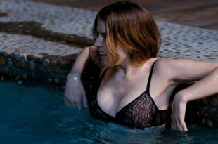 Anna Kendrick hot and wet in see through bra – Digging for Fire (2015) HD 1080p WEB-DL
