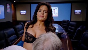 Carla Gugino hot in lingerie and some sex– The Brink (2015) s1e10 hd1080p