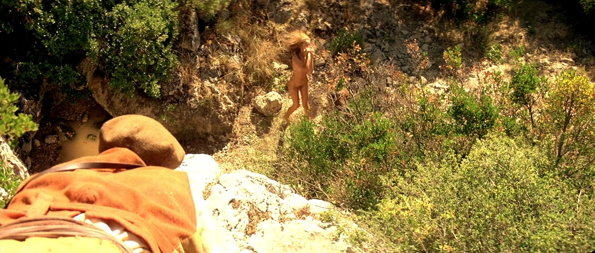 Emmanuelle Béart nude full frontal bush and tits - Manon des sources (FR-1986) hd1080p BluRay (19)