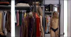 Helen Slater nude topless and nude while changing - A House in the Hills (1993) (12)