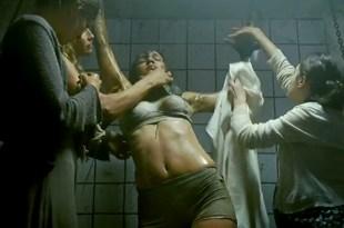 Karina Testa nude brief side boob – Frontier(s) (2007) hd720p