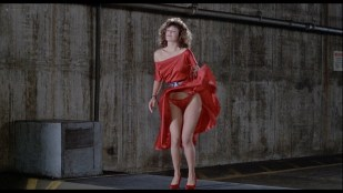 Kelly LeBrock nude brief topless and bush - The Woman in Red (1984) HD 1080p BluRay