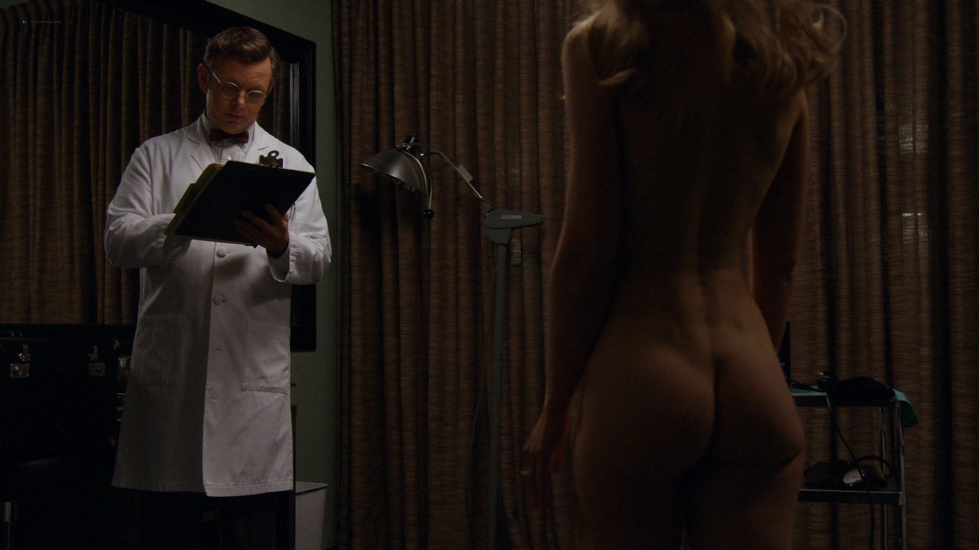 Kristen Hager nude boobs and butt naked - Masters of Sex (2015) s3e6 HD 1080p (5)