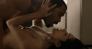 Lela Loren nude topless and sex - Power (2015) s2e8 hd720-1080p (3)