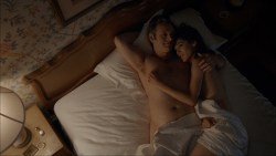 Lizzy Caplan nude topless - Masters of Sex (2015) s3e5 hd720p (5)