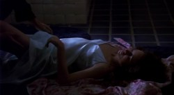Madeleine Stowe nude topless butt and sex and Sherrie Rose nude - Unlawful Entry (1992) (3)