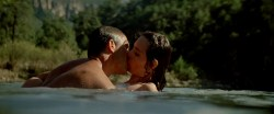 Madeleine Stowe nude topless wet and uber hot - Revenge (1990) hd1080p BluRay (15)