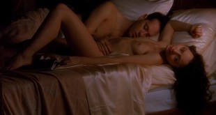 Maria de Medeiros nude Uma Thurman not nude hot lesbian sex others nude - Henry & June (1990) hd1080p BluRay (13)