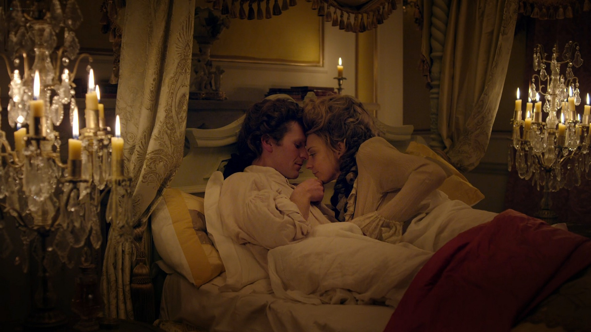 Natalie Dormer nude shy nipple and lot of sex – The Scandalous Lady W (2015) HD 1080p Web (19)
