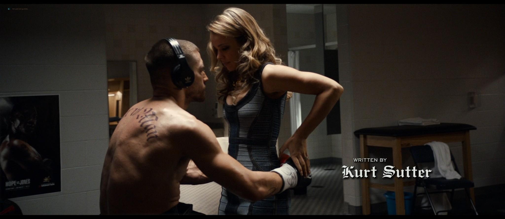 Rachel McAdams hot in panties and bra - Southpaw (2015) HD 1080p BluRay (13)