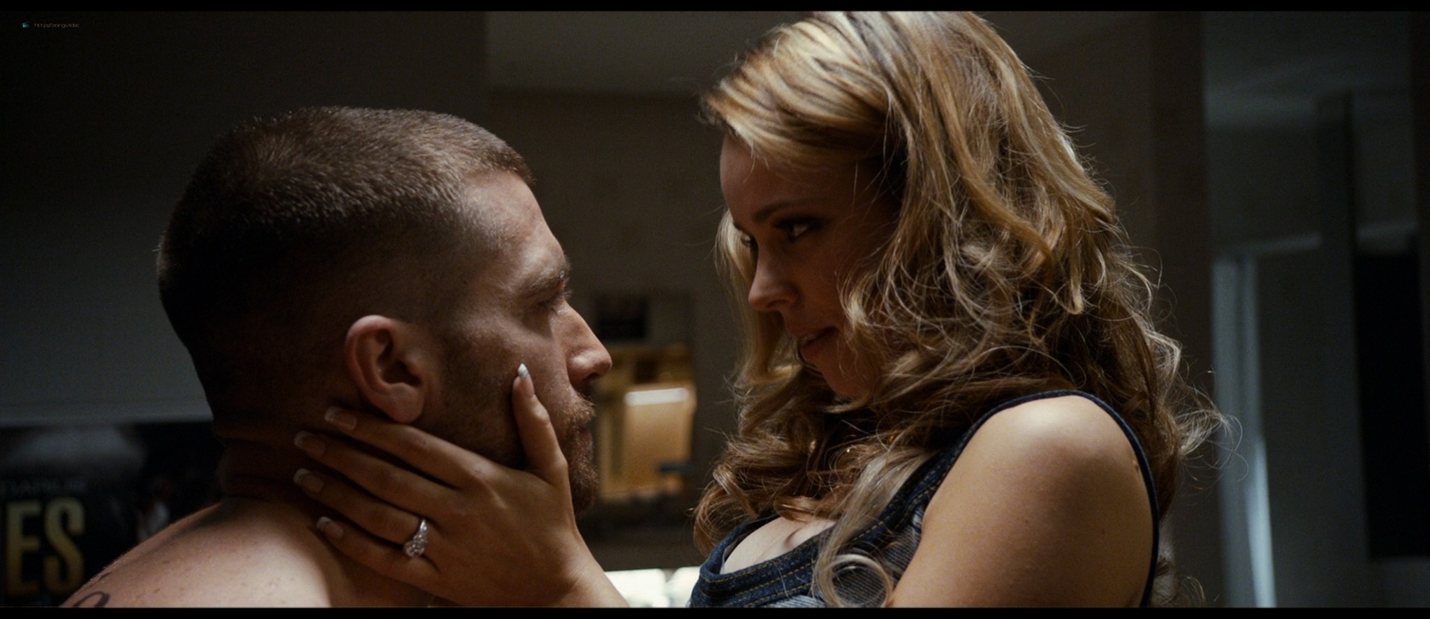 Rachel McAdams hot in panties and bra - Southpaw (2015) HD 1080p BluRay (12)