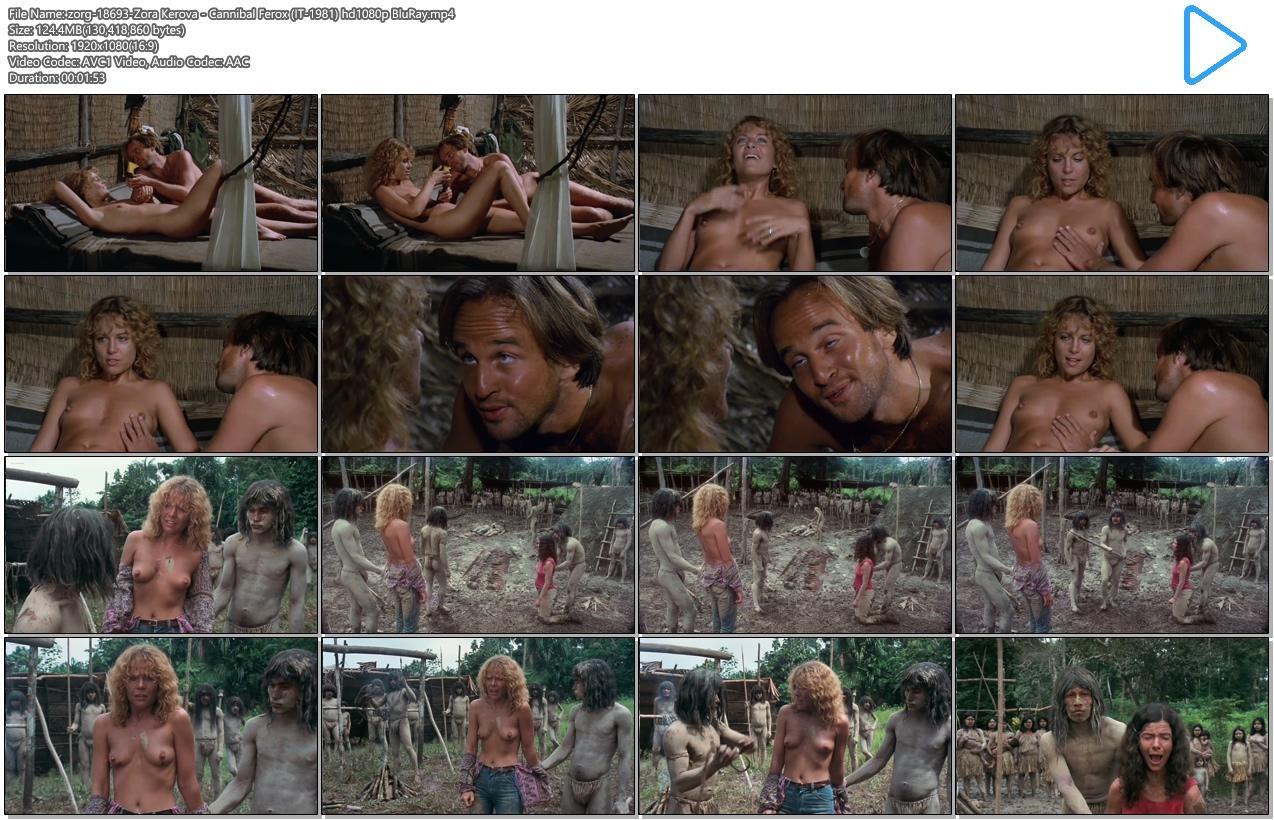 Zora Kerova nude topless - Cannibal Ferox (IT-1981) hd1080p BluRay (8)