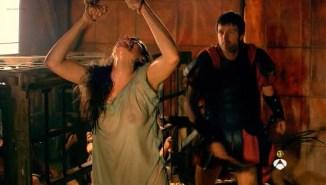 Ana de Armas hot see through Nathalie Poza and others nude too - Hispania, la leyenda S01E1-2 (ES-2010) (3)