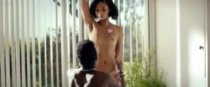 Chanel Iman nude topless - Dope (2015) HD 720-1080p BluRay (17)