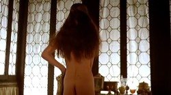 Charlotte Rampling nude full frontal bush and tits - Giordano Bruno (1973) (7)