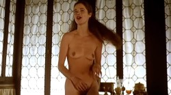 Charlotte Rampling nude full frontal bush and tits - Giordano Bruno (1973) (5)
