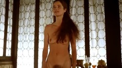 Charlotte Rampling nude full frontal bush and tits - Giordano Bruno (1973) (4)