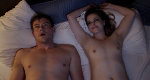 Emily Hampshire nude and sex - All The Wrong Reasons (2013) (8)