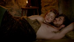 Holliday Grainger hot sexy some sex but not nudity - Lady Chatterley's Lover (UK-2015) hd720p (9)