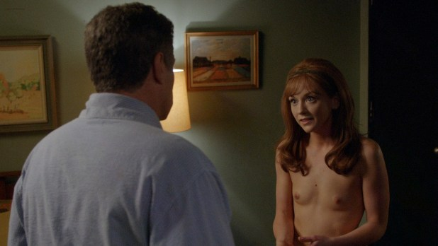 Lizzy Caplan nude brief topless and hot sex and Emily Kinney nude too - Masters of Sex (2015) s3e9 hd720-1080p (4)