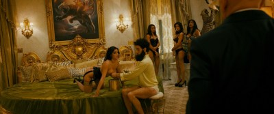 Megan Fox hot Anna Faris hot others nude boobs - The Dictator (2012) HD 1080p BluRay (3)