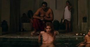 Nastassja Kinski nude topless - Harem (1985). (4)