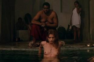 Nastassja Kinski nude topless – Harem (1985)