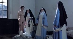 Pauline Étienne nude full frontal bush - La Religieuse (FR-2013) HD 1080p