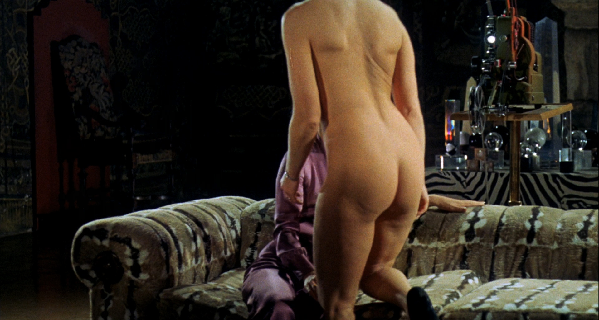 Silvana Venturelli nude bush and Erika Remberg nude sex - The Lickerish Quartet (1970) hd1080p BluRay (14)