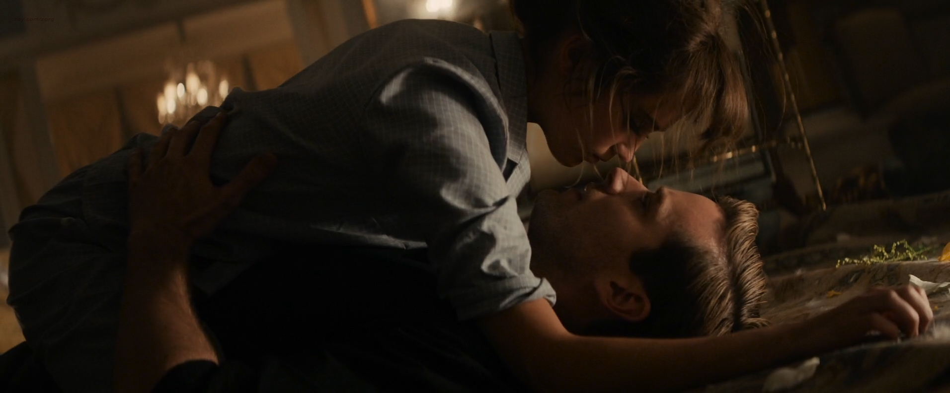 Alicia Vikander hot and sexy and unaccredited butt see through - The Man from U.N.C.L.E. (2015) HD 1080p Web-Dl (3)