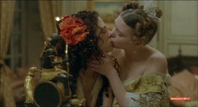Asia Argento nude Roxane Mesquida nude too - Une Vieille Maitresse (2007) HDTV 1080p (9)