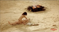 Asia Argento nude Roxane Mesquida nude too - Une Vieille Maitresse (2007) HDTV 1080p (7)