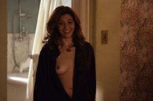 Callie Thorne nude topless - Californication (2011) s4e8 HD 1080p (5)
