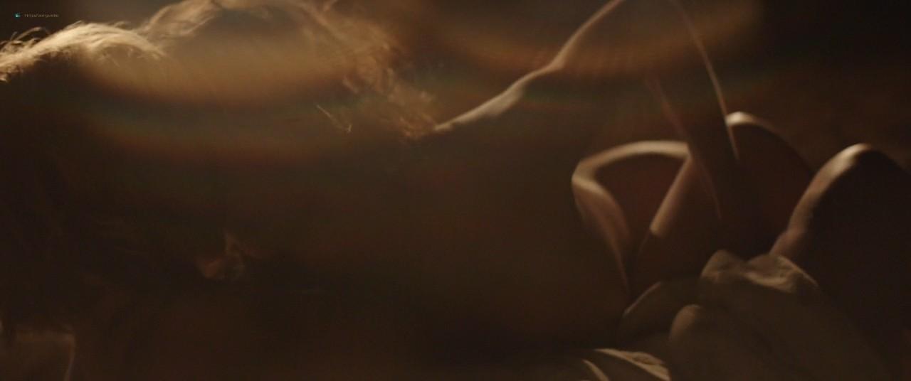 Dianna Agron nude lesbian sex with Paz de la Huerta nude too – Bare (2015) HD 720p (8)