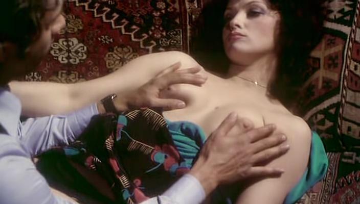 Gloria Guida nude bush and Femi Benussi nude- La novizia (IT-1975) (2)